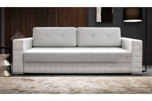 Белый диван САН-Грегори 3 - Мебельная фабрика «Тиолли»