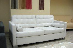 Белый диван Тэффи - Мебельная фабрика «Эволи»