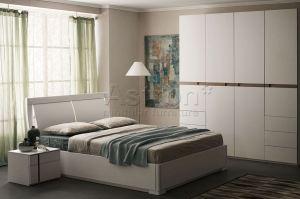 Белый гарнитур для спальни G126 - Мебельная фабрика «Астрон»