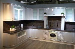 Угловая кухня Белый глянец - Мебельная фабрика «Мебелькомплект»