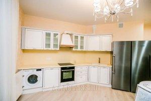 Белый кухонный гарнитур  - Мебельная фабрика «ААА Классика»