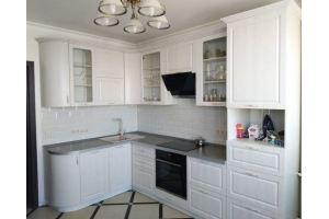 Белый кухонный гарнитур - Мебельная фабрика «Меркурий»