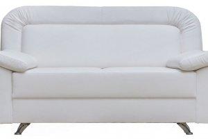 Белый оригинальный диван Сорренто - Мебельная фабрика «Астмебель»