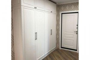 Белый шкаф распашной - Мебельная фабрика «Киржачская мебельная фабрика»