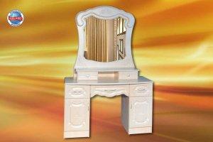 Белый туалетный столик - Мебельная фабрика «Альянс»