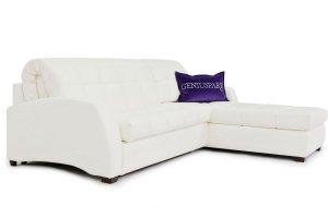 Угловой диван с большой оттоманкой Андреас - Мебельная фабрика «Джениуспарк»
