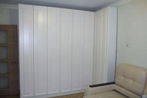 Белый угловой шкаф - Мебельная фабрика «Красивый Дом»