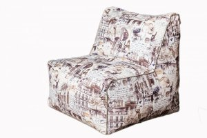 Бескаркасное кресло - Мебельная фабрика «Панда»