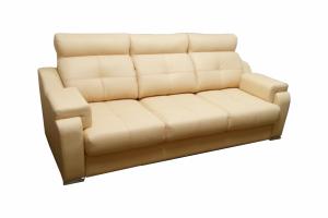 Бежевый мягкий диван - Мебельная фабрика «ДарВик»