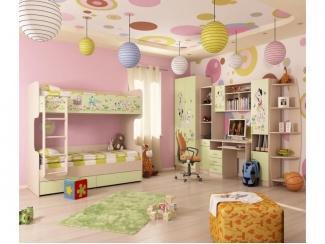 Мебель для детской  - Мебельная фабрика «Астера»