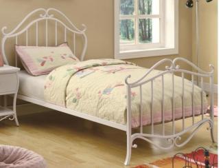 Кровать металлическая 6171 - Импортёр мебели «МебельТорг»