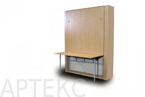 Подъемная кровать-шкаф - Мебельная фабрика «Артекс» г. Санкт-Петербург