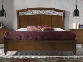 Кровать изголовье с ковкой - Импортёр мебели «Spazio Casa»