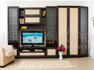 Гостиная стенка Эвонс - Мебельная фабрика «Цвет диванов»
