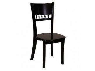 Стул деревянный жесткий 2536V - Импортёр мебели «МебельТорг»