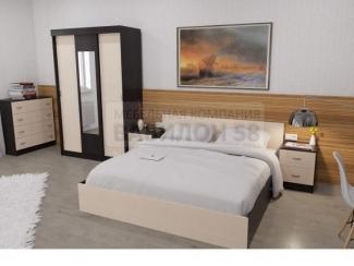 Спальный гарнитур Бася - Мебельная фабрика «Вавилон58»