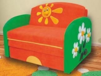 Диван прямой Полянка - Мебельная фабрика «Мезонин мебель», г. Санкт-Петербург