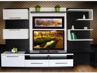 Гостиная стенка Логика - Мебельная фабрика «Кошелев и К»