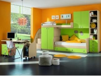 Яркая мебель для детской  - Мебельная фабрика «Перспектива»
