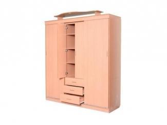 Шкаф-купе с ящиками - Мебельная фабрика «Сервис Мебель»