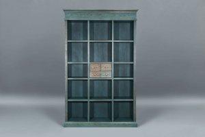 Библиотека стеллаж Classique - Мебельная фабрика «Berger»
