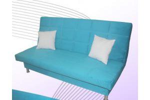 Бирюзовый диван Надежда финка - Мебельная фабрика «Аметист-М»