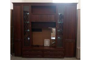Большая гостиная стенка - Мебельная фабрика «Мебельный стиль»