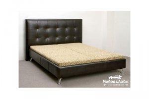 Большая кровать Хельси  - Мебельная фабрика «МебельЛайн»