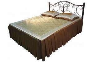 Двуспальная кровать Медея-1600 - Мебельная фабрика «Металл конструкция»