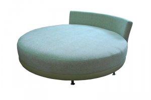 Большая круглая кровать 33 - Мебельная фабрика «Эльнинио»