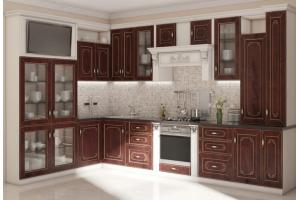 Большая кухня - Мебельная фабрика «МЭК»