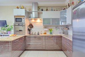 Большая кухня Модерн - Мебельная фабрика «Магия кухни»
