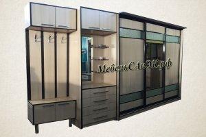 Большая прихожая 0011 - Мебельная фабрика «САнЭК»