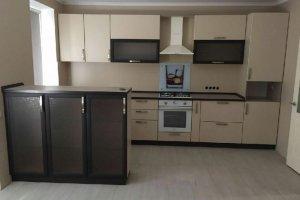Большая прямая кухня - Мебельная фабрика «ДОН-Мебель»