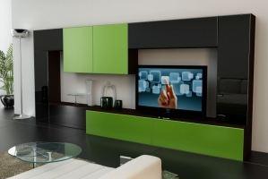 Большая современная гостиная МС 30 - Мебельная фабрика «Алекс-Мебель»