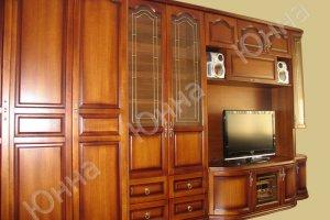 Большая стенка в гостиную - Мебельная фабрика «ЮННА»