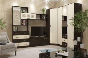 Большая угловая гостиная Ронда - Мебельная фабрика «ДСВ-Мебель»