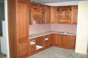Большая угловая кухня - Мебельная фабрика «Алтай-Командор»