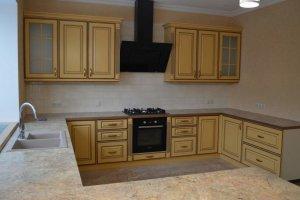 Большая угловая кухня - Мебельная фабрика «Мебельная мастерская»