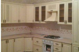 Большая угловая кухня - Мебельная фабрика «Люси»