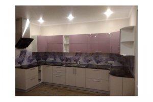 Большая угловая кухня - Мебельная фабрика «Династия»