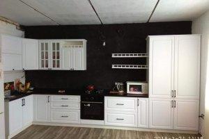 Большая угловая кухня - Мебельная фабрика «Valery»