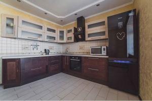 Большая угловая кухня - Мебельная фабрика «OtiS+»