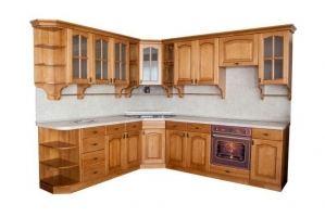 Большая угловая кухня - Мебельная фабрика «Упоровская мебельная фабрика»