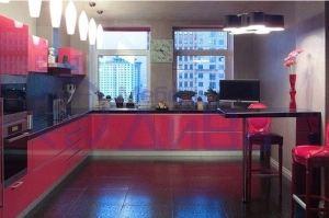 Большая угловая Кухня Фьюжн - Мебельная фабрика «ДиВа мебель»