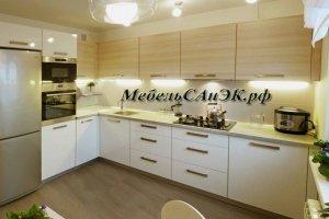 Большая угловая кухня С 12 - Мебельная фабрика «САнЭК»