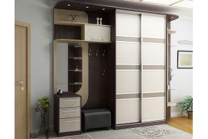 Большая вместительная прихожая - Мебельная фабрика «Натали»