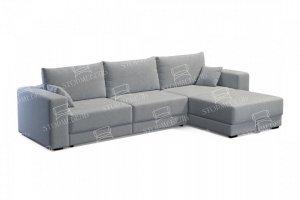 Диван Бавария 1 с оттоманкой - Мебельная фабрика «STOP мебель»