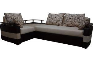 Большой диван Лагуна угловой - Мебельная фабрика «ПанДиван»