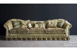 Большой диван Maranello - Мебельная фабрика «Фурман»